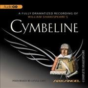William Shakespeare's Cymbeline cover image