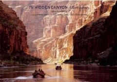 The hidden canyon : a river journey cover image