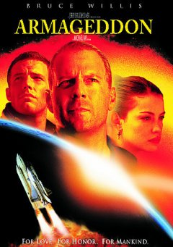 Armageddon cover image