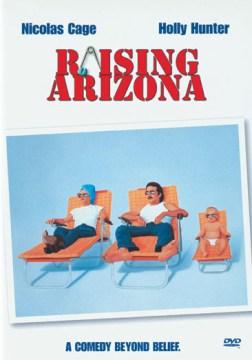 Raising Arizona cover image