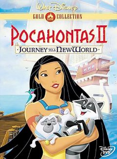 Pocahontas II journey to a new world cover image