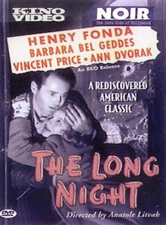 The long night cover image