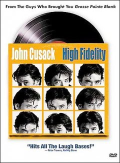 High fidelity cover image