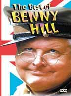 The best of Benny Hill cover image