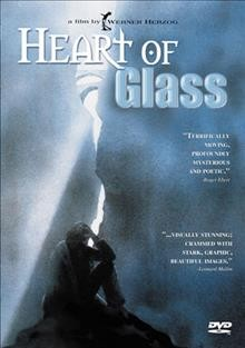 Herz aus Glas Heart of glass cover image