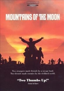 Mountains of the moon cover image