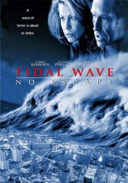 Tidal wave no escape cover image