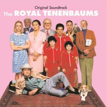The Royal Tenenbaums original soundtrack cover image