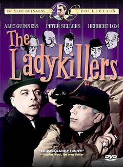 The ladykillers cover image