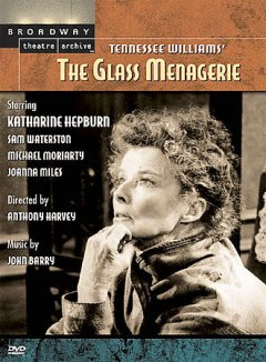 Tennessee Williams' The glass menagerie cover image