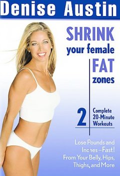 Shrink your female fat zones cover image