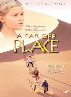 A far off place cover image