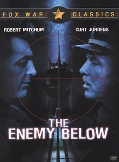 The Enemy below cover image