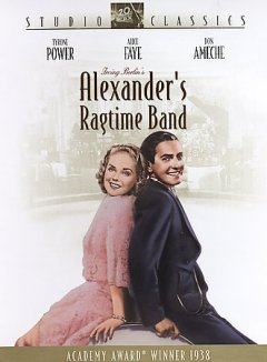 Alexander's ragtime band cover image