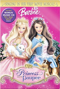 Barbie as The princess and the pauper cover image