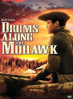Drums along the Mohawk cover image