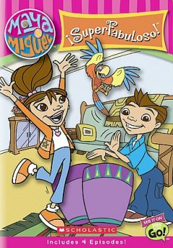 Maya & Miguel. Funny fix-ups cover image