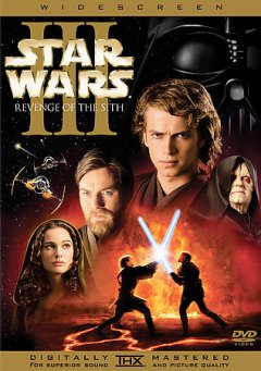 Star wars. Episode III, Revenge of the Sith cover image