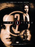 The X-Files. Season 2 cover image