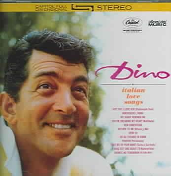 Dino Italian love songs cover image