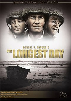 Darryl F. Zanuck's The longest day cover image