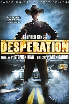 Stephen King's Desperation cover image