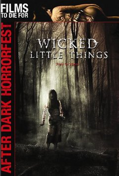 Wicked little things cover image