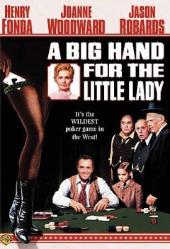A big hand for the little lady cover image