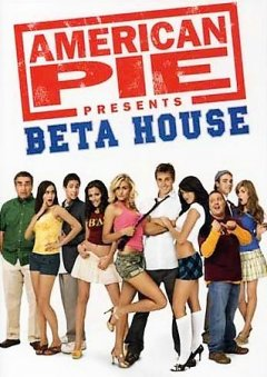 American pie presents Beta house cover image