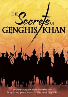 The secrets of Genghis Khan cover image