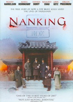 Nanking cover image