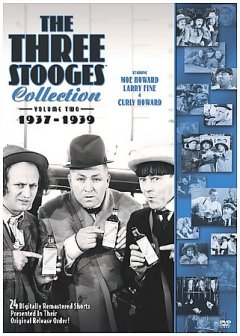 The Three Stooges collection. Volume two, 1937-1939 cover image