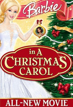 Barbie in a Christmas carol cover image