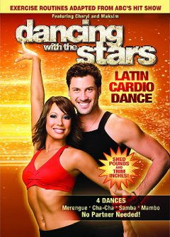 Dancing with the stars. Latin cardio dance cover image