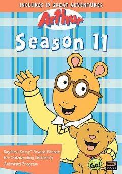 Arthur. Season 11 cover image