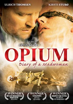 Opium diary of a madwoman cover image