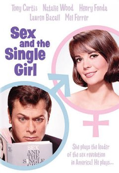 Sex and the single girl cover image
