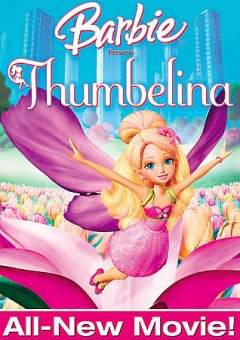 Barbie presents Thumbelina cover image