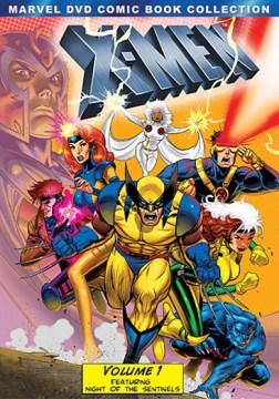 X-Men. Volume 1 cover image