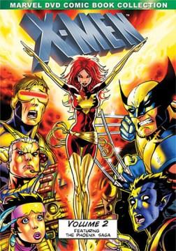 X-Men. Volume 2 cover image