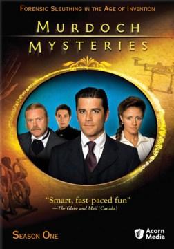 Murdoch mysteries. Season 1 cover image