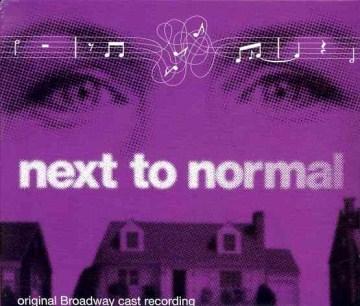 Next to normal original Broadway cast recording cover image