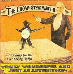 The Crow [new songs for the five string banjo] cover image