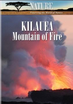 Kilauea mountain of fire cover image