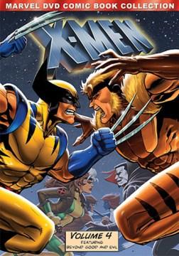 X-Men. Volume 4 cover image