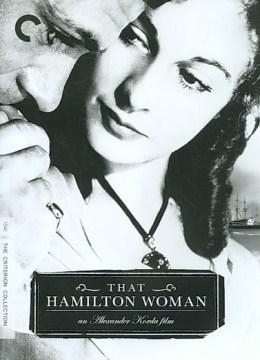 That Hamilton woman cover image