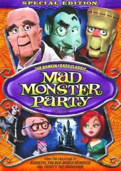 Mad monster party cover image