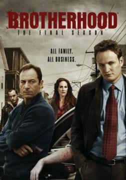 Brotherhood. Season 3, the final season cover image