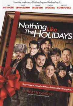 Nothing like the holidays cover image