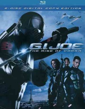 G.I. Joe. The rise of Cobra cover image